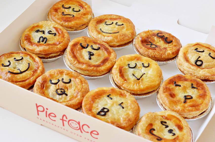 Pie Face Delivery